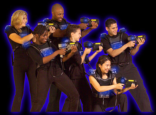 Lehigh Valley Laser Tag Group Outings School Events